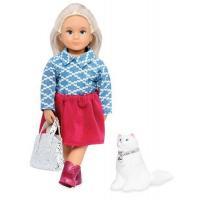 Кукла Lori Кайденс и кошка Кики 15 см Фото