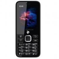 Мобильный телефон 2E E240 Dual Sim Black White Фото