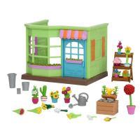 Игровой набор Li'l Woodzeez Цветочный магазин (маленький) Фото