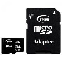 Карта пам'яті Team 16GB microSD class 10 UHS-I Фото