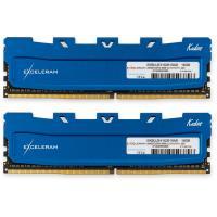 Модуль памяти для компьютера eXceleram DDR4 16GB (2x8GB) 2666 MHz Kudos Blue Фото