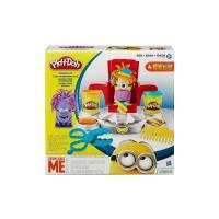 Набор для творчества Hasbro Play-Doh Миньоны в парикмахерской Фото
