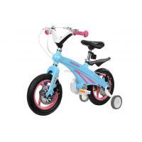 Детский велосипед Miqilong GN Синий 12` Фото