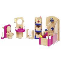Ігровий набір Goki Мебель для ванной Фото