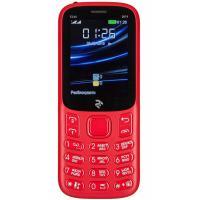 Мобильный телефон 2E E240 2019 Red Фото