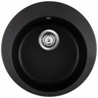 Мийка кухонна Interline RONDO black Фото