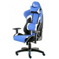 Крісло ігрове Special4You ExtremeRace 3 black/blue Фото