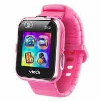 Інтерактивна іграшка VTech Детские смарт-часы Kidizoom Smart Watch Dx2 Pink Фото