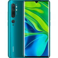Мобильный телефон Xiaomi Mi Note 10 6/128GB Aurora Green Фото