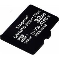 Карта памяти Kingston 32GB microSDHC class 10 UHS-I A1 (R-100MB/s) Canv Фото