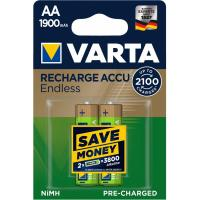 Акумулятор Varta AA Rechargeable Accu 1900mAh * 2 Фото