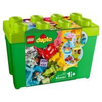 Конструктор LEGO DUPLO Classic Большая коробка с кубиками 85 детале Фото