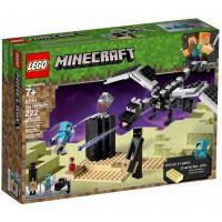 Конструктор LEGO MINECRAFT Последняя битва 222 детали Фото