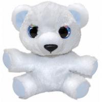 М'яка іграшка Lumo Stars Полярный медведь Nalle 15 см Фото