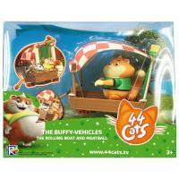 Ігровий набір 44 Cats Фрикадель с транспортным средством Фото
