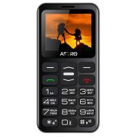 Мобильный телефон Astro A169 Black Gray Фото