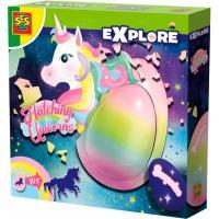 Ігровий набір Ses Creative растущая игрушка Единорог в Яйце Фото