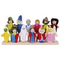 Игровой набор Goki Кукла для пальчикового театра Пират Фото