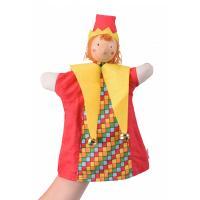 Игровой набор Goki Кукла-перчатка Шут Фото