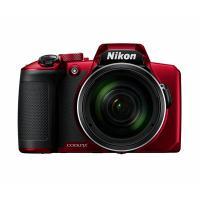 Цифровой фотоаппарат Nikon Coolpix B600 Red Фото