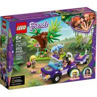 Конструктор LEGO Friends Джунгли: спасение слонёнка 203 детали Фото
