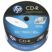 Диск CD HP CD-R 700MB 52X IJ PRINT 50шт Фото