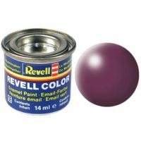 Аксессуары для сборных моделей Revell Краска эмалевая № 331 Багровая шелково-матовая,14 Фото
