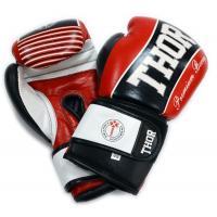 Боксерские перчатки THOR Thunder 10oz Red Фото