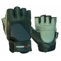 Перчатки для фитнеса PowerPlay 1556 S Grey/Black Фото