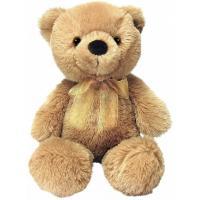 Мягкая игрушка Aurora Медведь бежевый 28 см Фото