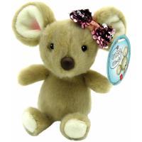 М'яка іграшка Aurora Мышонок девочка 17 см Фото