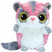 М'яка іграшка Aurora Yoo Нoo Сумчатая летяга сияющие глаза 23 см Фото