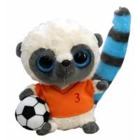 М'яка іграшка Aurora Yoohoo Футболист оранжевая футболка 20 см Фото