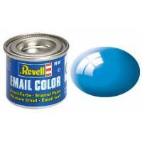 Аксесуари до збірних моделей Revell Краска эмалевая 50. Светло-голубая глянцевая, 14 Фото