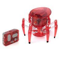 Інтерактивна іграшка Hexbug Нано-робот Spider на ИК управлении, красный Фото