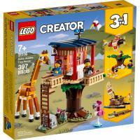 Конструктор LEGO Creator Домик на дереве для сафари Фото