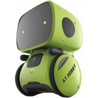 Інтерактивна іграшка AT-Robot робот с голосовым управлением зеленый, укр Фото