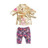 Аксесуар до ляльки Zapf Набор одежды Baby Born Праздничное пальто Фото