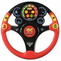Інтерактивна іграшка Ekids Руль музыкальный Disney Cars, Молния McQueen, MP3 Фото