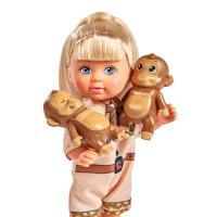 Лялька Simba Эви с обезьянками Фото