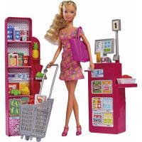 Кукла Simba Штеффи в супермаркете Фото