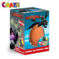 Игровой набор Craze растущий в яйце Mega Eggs Dreamworks Dragons в асс Фото