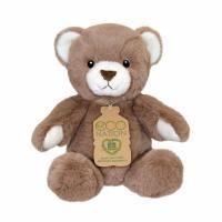 Мягкая игрушка Aurora Медведь коричневый 25 см Фото
