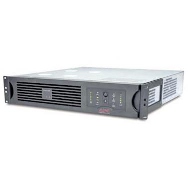 Пристрій безперебійного живлення Smart-UPS 1000VA 2U RackMount USB APC (SUA1000RMI2U) - фото 1
