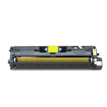 Картридж HP CLJ  122А для 2550 (4K) yellow (Q3962A) - фото 1