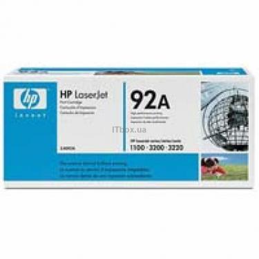 Картридж HP LJ 92A 1100/1100A (LBP-810/1120) (C4092A) - фото 1