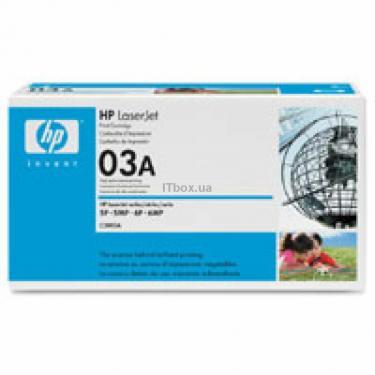 Картридж HP LJ  03A 5P/5МР/6Р/6МP (C3903A) - фото 1