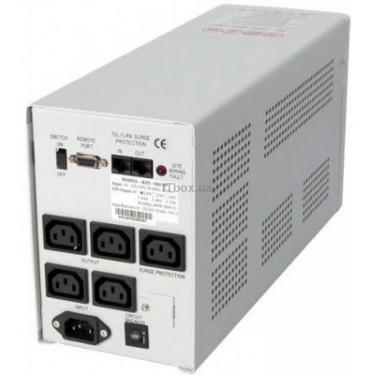 Пристрій безперебійного живлення KIN-625 AP Powercom - фото 2