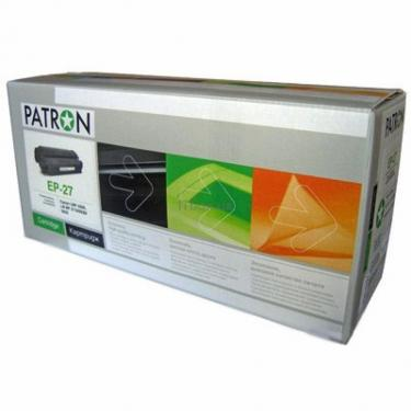 Картридж PATRON CANON EP-27 (CT-CAN-EP-27-PN) - фото 1