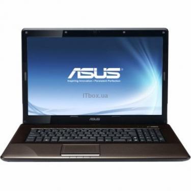 Ноутбук ASUS K72F (K72F-380M-S3CRAN) - фото 1